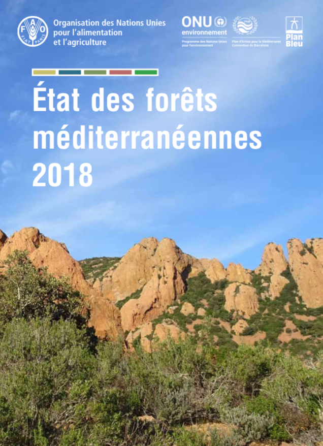 FAO and Plan Bleu published the 2018 State of Mediterranean forests