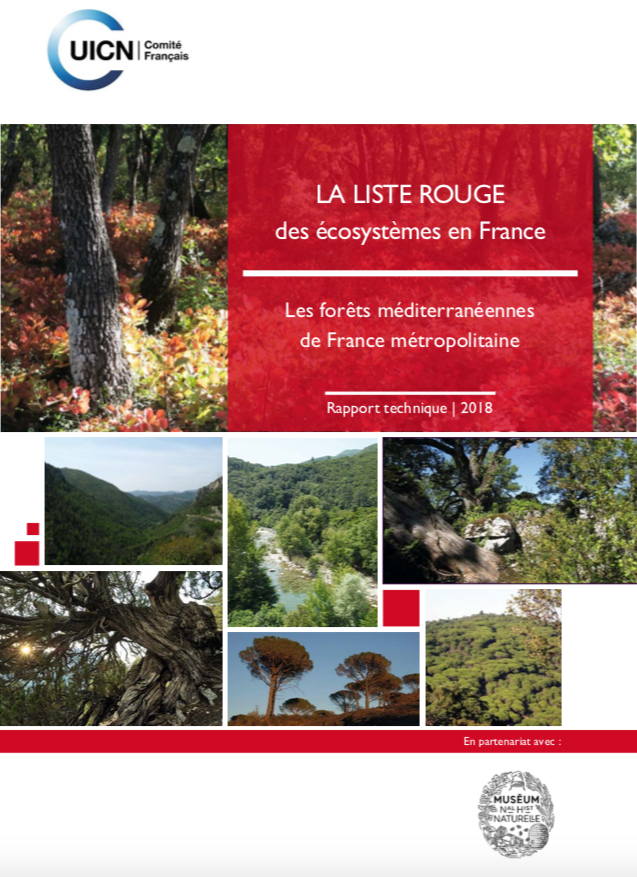 IUCN French Committee published its technical report on the assessment of Mediterranean forest ecosystems in France