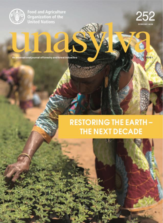 Unasylva magazine #252 has just been published
