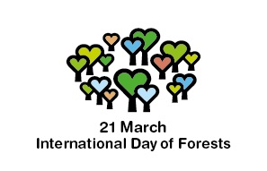 The International Day of Forests 2021 is celebrated this Sunday 21 March!