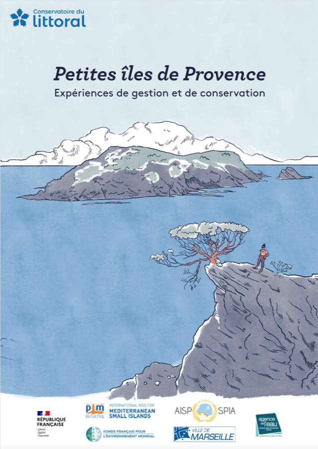The Conservatoire du Littoral presents its new publication on the feedback of management and conservation experiences in small islands